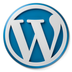 Wordpress logotyp ikon